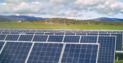 As added value, GameChange Solar is doing tracker project commissioning for free during the next year.