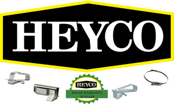 Heyco clamps
