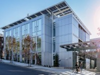 Sunpreme Bifacial PV panels now atop UC Berkeley's Jacobs Hall