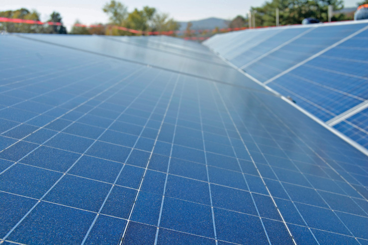 enter the matrix: how much can a pv system change when you wire cells in  parallel?