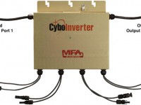 Details on CyboEnergy's new line of AC-assisted off-grid inverters