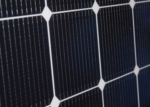LG debuts solar panel for U S  commercial market at Intersolar