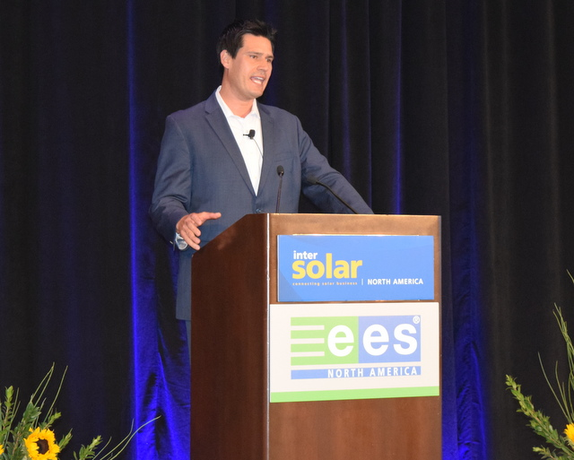 Intersolar: Sunrun CEO points toward solar+storage revolution