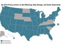 U.S. solar policy update: 42 states take action (24 involving net metering)