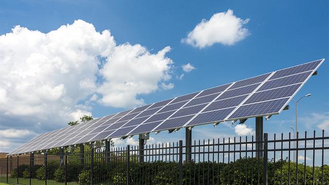 Loreal solar project