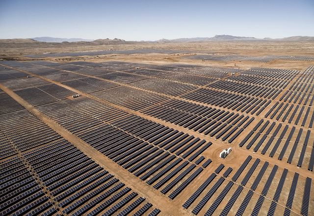 wind solar power plant