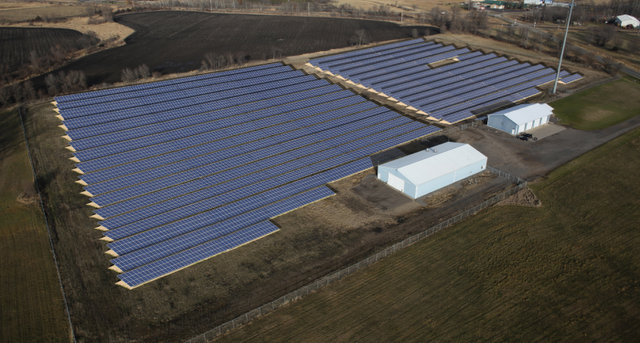 dickinson minnesota solar project