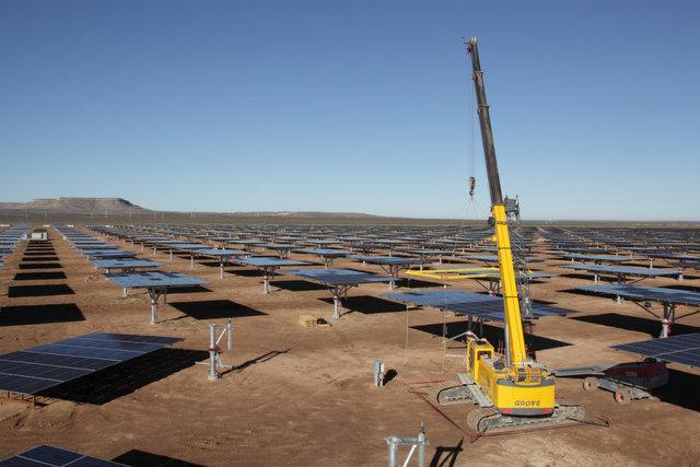manitowoc solar equipment