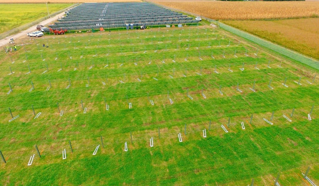 Farmers solar iowa