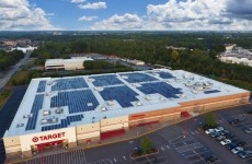Target celebrates reaching 500 solar installations