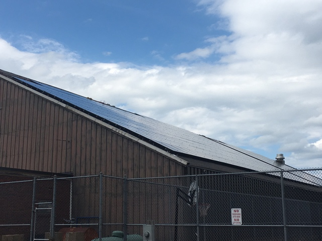 solect solar install YMCA