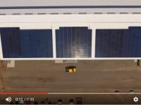Check out this fly over of the new solar system at Green Acres Farm via Yaskawa-Solectria
