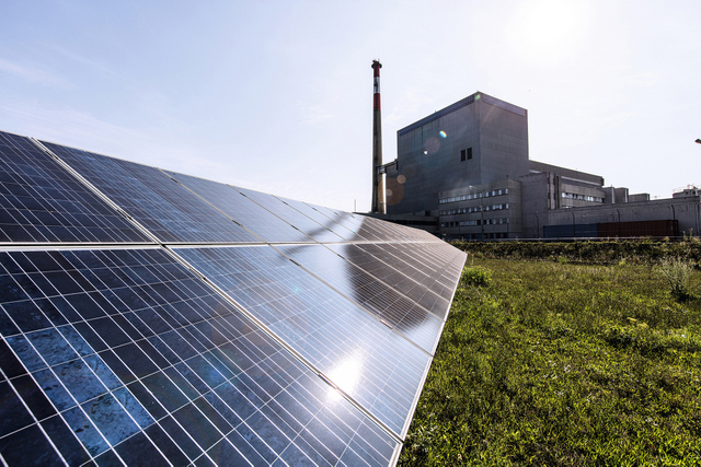 Fronius solar converts nuclear