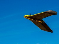 Check out TerraSmart's new fleet of solar site-mapping drones