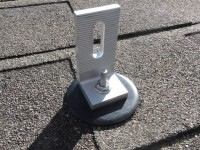 SolarRoofHook debuts new low-profile QuickBOLT asphalt shingle mount