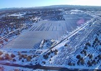 New solar in operation: Two facilities developed by Pine Gate Renewables