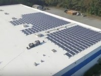 WATCH: Savannah Distributing adds 113-kW system to its roof via Hannah Solar
