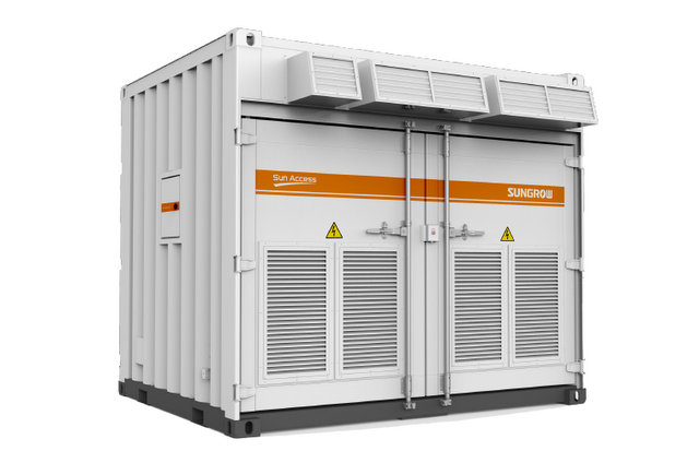 Sungrow Supplied Central Inverters Totaling 18 Mw In Japan