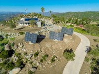 First 'certified passive house' up and running in California (with DEGERtrackers)