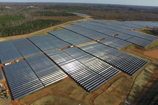Dominion Power solar