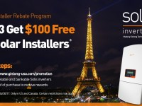 Ginlong launches spring rebate program for Solis Inverters