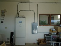 First sonnenBatterie eco 10 solar+storage system installed in California home