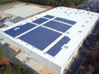 Hannah Solar mounts arrays on Tiernan & Patrylo buildings through brownfield program