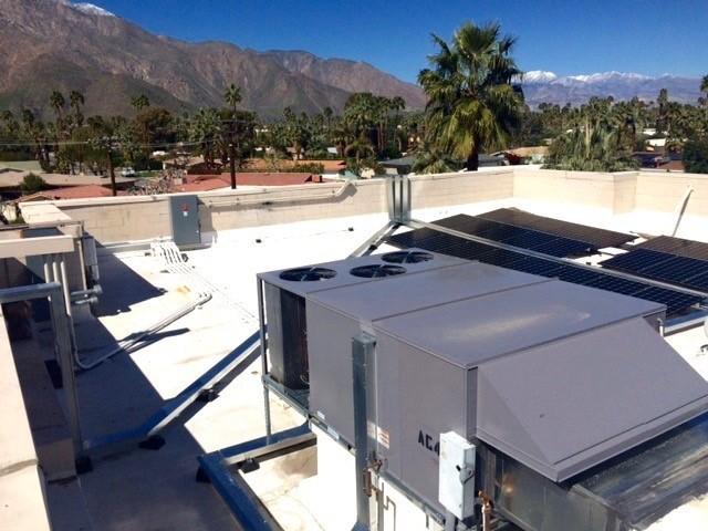 ICE solar storage