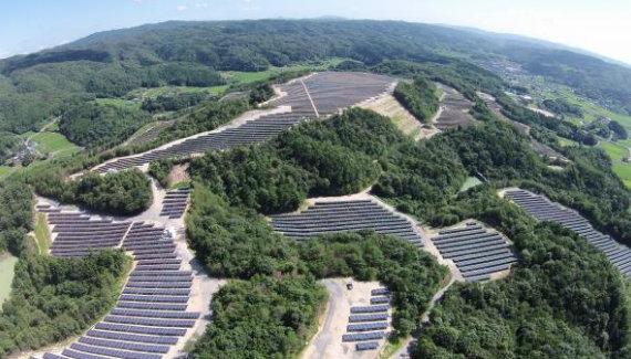 Pacifico energy solar monitoring