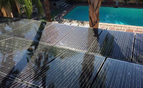 fafco solar thermal coolpv