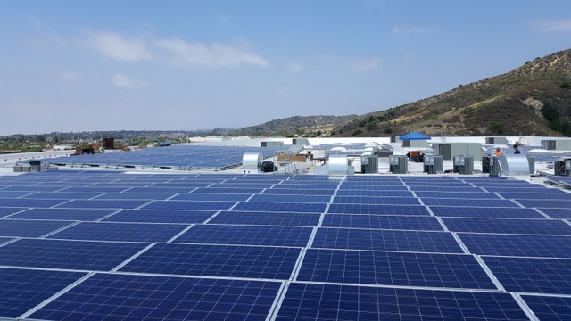 heliopower installation