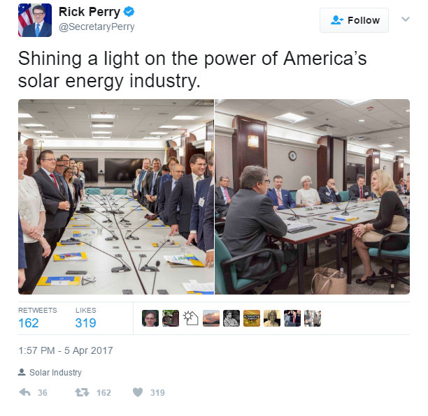 solar politics