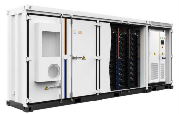 Sungrow Debuts New Turnkey Energy Storage System For North