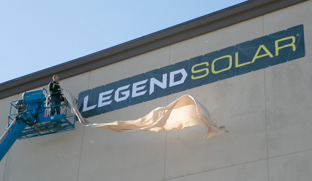 Details Of Legend Solar S Project Agreement With