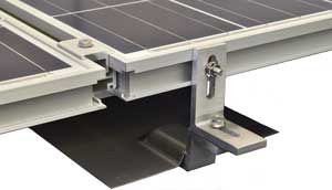 We look at the pros and cons of rail and rail-less PV mounting