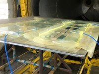 SolarWindow's electricity-generating glass achieves processing breakthrough