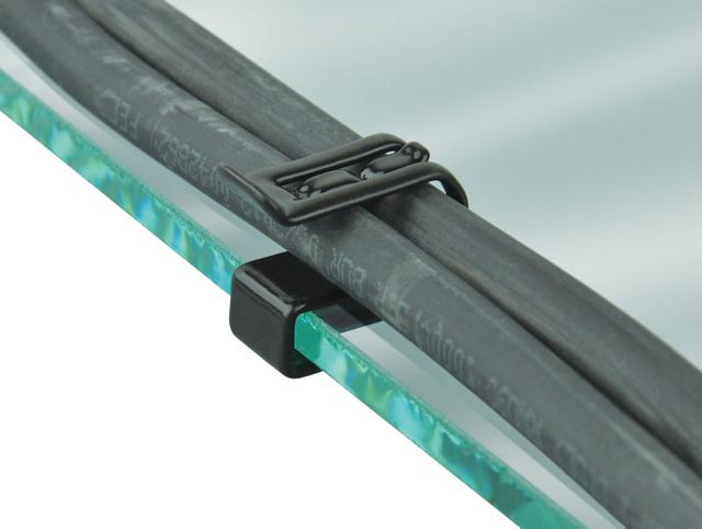 Heyco solar clips