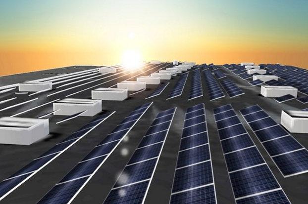 aurora solar sales financing software