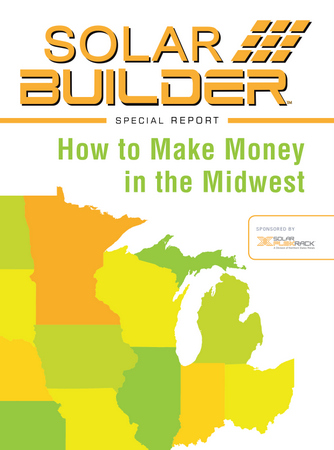midwest solar projects report