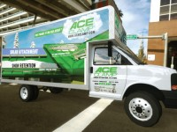AceClamp hits the road to demonstrate entire solar system product lineup