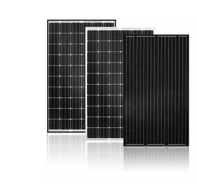 Itek Energy solar panels