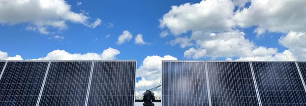 Solar FlexRack New TDP 2 Solar Tracker with BalanceTrac