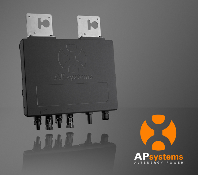 Details On Apsystems Advanced Microinverter 300 Va Peak
