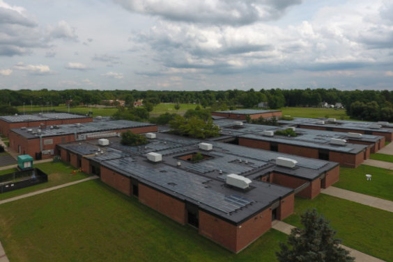 kingspan energy school solar