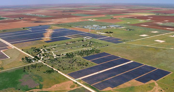 Lamesa Solar Facility