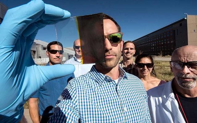 NREL solar window
