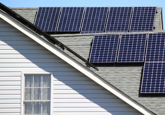 solar home value