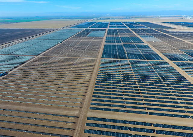 Solar Frontier Americas Sells 66 MW Midway I Solar Project to X-Elio_121917M