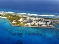 Solar + storage microgrid being built on Kwajalein Atoll by Hannah Solar Government Services
