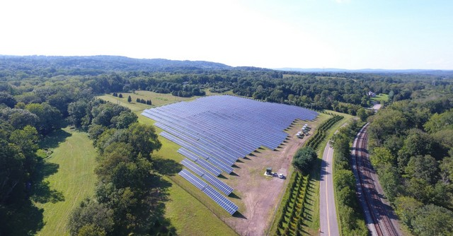 KISS electric solar power project